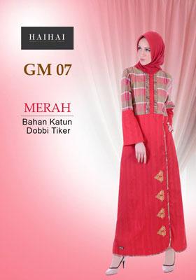 HaiHai GM 07 Merah