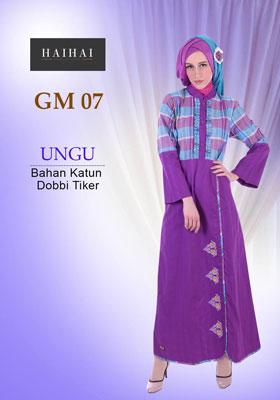 HaiHai GM 07 Ungu