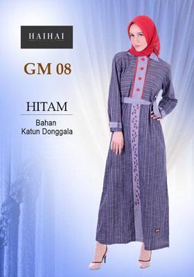 HaiHai GM 08 Hitam