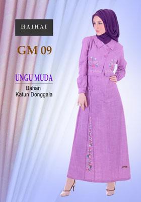 HaiHai GM 09 Ungu