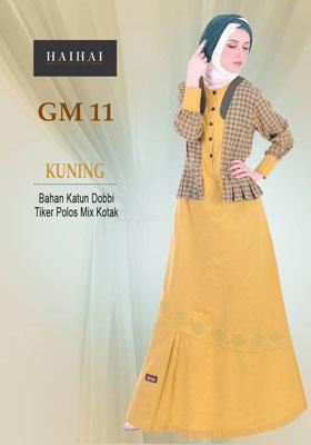 HaiHai GM 11 Kuning