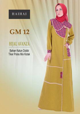 HaiHai GM 12 Hijau