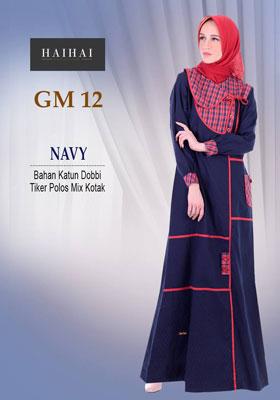 HaiHai Gm 12 Navy