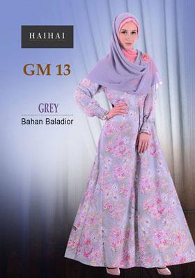 HaiHai GM 13 Grey