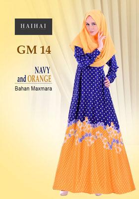 HaiHai GM 14 Navy