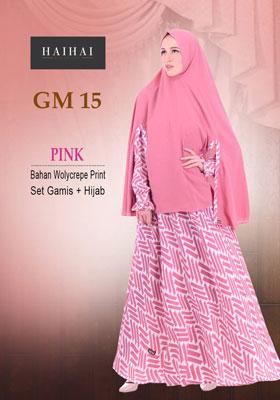 HaiHai GM 15 Pink