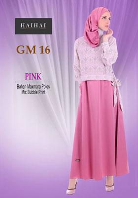 HaiHai GM 16 Pink