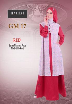 HaiHai GM 17 Merah
