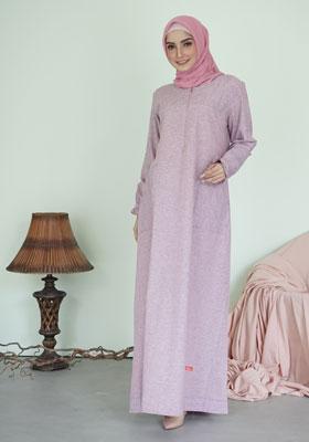 Nibras Gamis NB 195 Pink