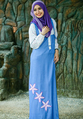 Nibras Gamis NB 60 Soft Jeans