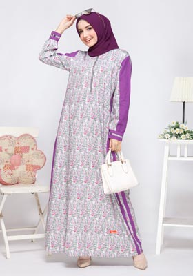 Nibras Gamis NB A04 Green