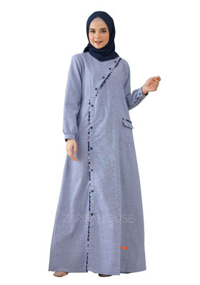 Nibras Gamis NB A33 Navy