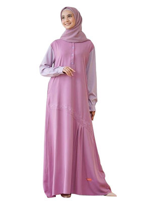 Gamis Nbrs NB A39 Purple