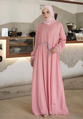 Gamis Nibras Basic NBC 08 Salem