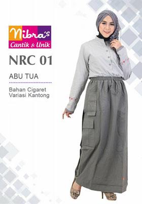 Rok Celana NRC 01 Abu Tua