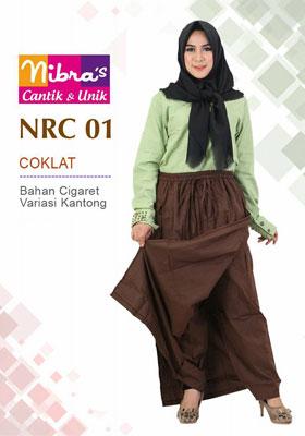 Rok Celana NRC 01 Coklat