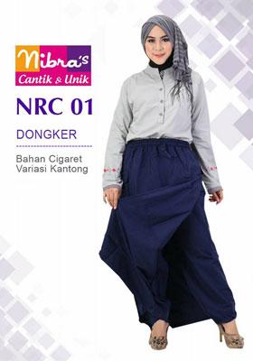 Rok Celana NRC 01 Dongker
