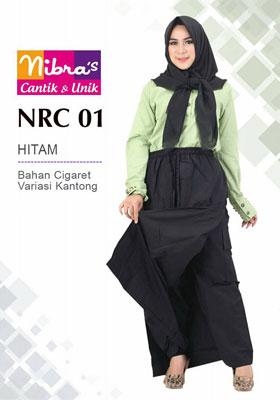 Rok Celana NRC 01 Hitam