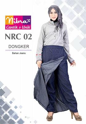 Rok Celana NRC 02 Dongker