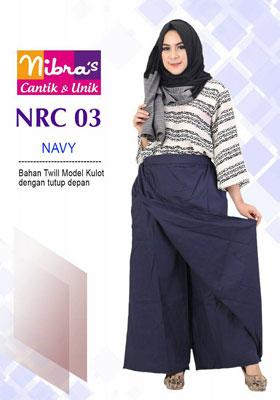 Rok Celana NRC 03 Navy