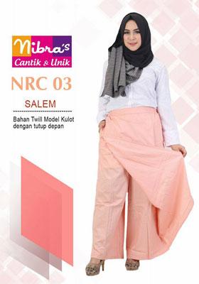 Rok Celana NRC 03 Salem