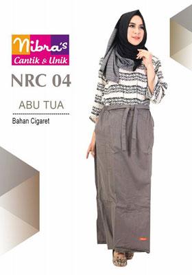 Rok Celana NRC 04 Abu Tua