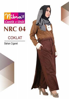 Rok Celana NRC 04 Coklat