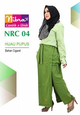 Rok Celana NRC 04 Hijau Pupus