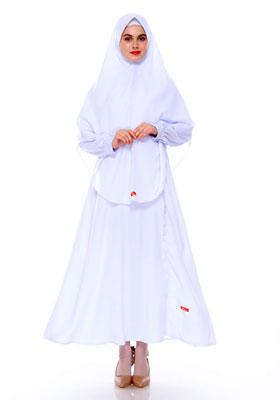 Nibras Syar'i NS 64 Putih