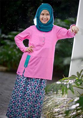 Nibras Teen Pink