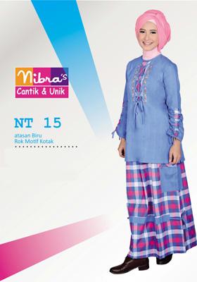 Nibras Teen NT 15 Biru