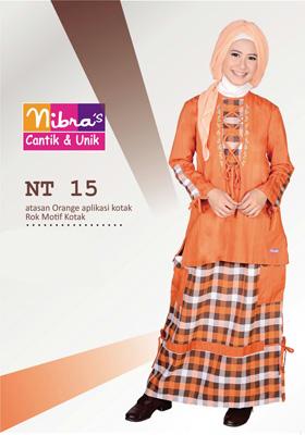 Nibras Teen NT 15 Orange