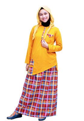 Nibras Teen NT 26 Kuning