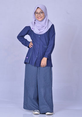 Nibras Teen NT 48 Navy