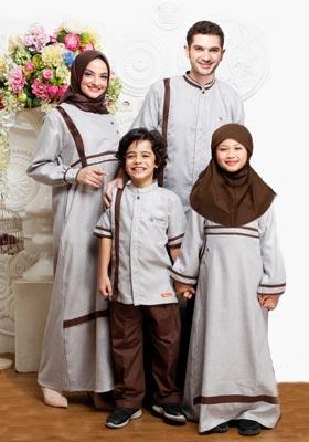 Nibras Sarimbit Keluarga SK 60 Chocolate