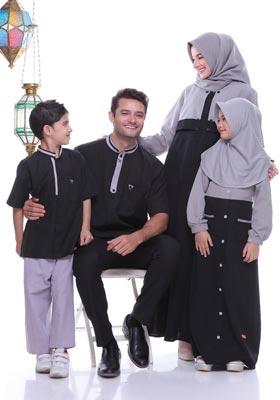 Nibras Sarimbit Keluarga SK 61 Black