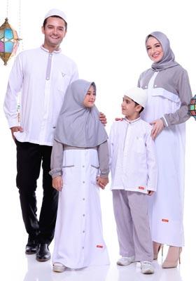 Nibras Sarimbit Keluarga SK 61 White
