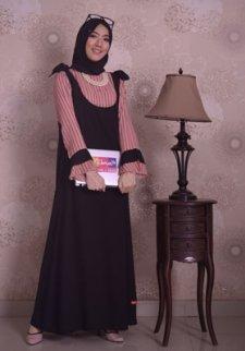 Baju Gamis Elegan Murah Zarifahouse
