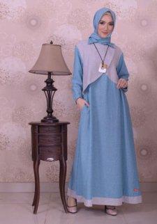 Baju Muslim Gamis Terbaru Dan Murah Zarifahouse
