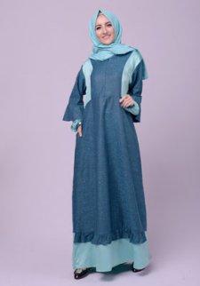 Baju Muslim Modern Untuk Ibu Hamil Zarifahouse