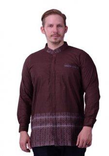Baju Gamis Batik Orang Tua
