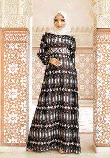 Nibras Syar I Terbaru 2019 Busana Muslim Syar I Model Terbaru