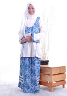 Cara Membuat Pola Baju Gamis Syar I Zarifahouse